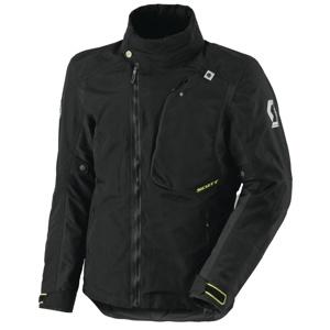Moto bunda SCOTT Definit DP čierna - XXL (58-60)