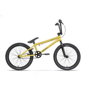 """BMX bicykel Galaxy Early Bird 20"""" - model 2019 žltá"""