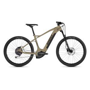 "Horský elektrobicykel Ghost Hybride HTX 4.7+ 27,5"" - model 2020 Dust/Jet Black - S (15"") - Záruka 10 rokov"