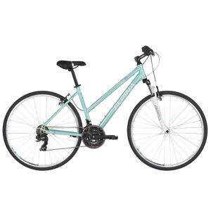 "Dámsky crossový bicykel ALPINA ECO LC10 28"" - model 2020 Aqua - M (18"") - Záruka 10 rokov"