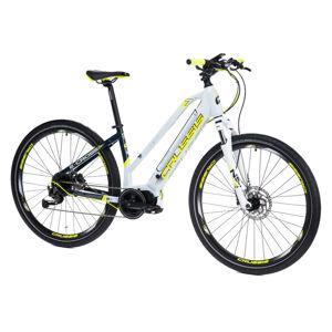 """Dámsky crossový elektrobicykel Crussis e-Cross Lady 7.6 - model 2021 19"""" - Záruka 10 rokov"""