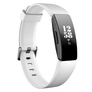 Fitness náramok Fitbit Inspire HR White/Black