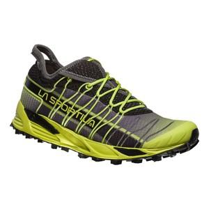 Pánske trailové topánky La Sportiva Mutant Men zelená-karbón - 44