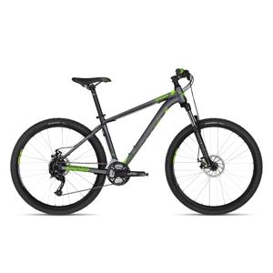 """Horský bicykel KELLYS SPIDER 10 27,5"""" - model 2018 Green - S (17'') - Záruka 10 rokov"""