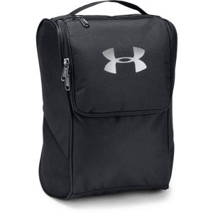 Obal na obuv Under Armour Shoe Bag Black / Black / Silver - OSFA