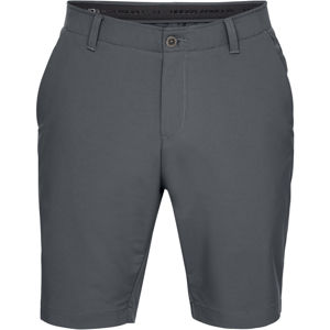 Pánske golfové kraťasy Under Armour EU Performance Taper Short Pitch Gray - 40