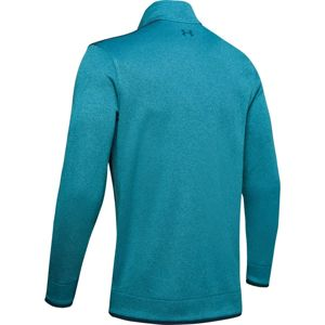 Pánska mikina Under Armour SweaterFleece 1/2 Zip Teal Vibe - XL