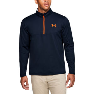 Pánska mikina Under Armour Storm Midlayer 1/2 Zip Academy - XXL