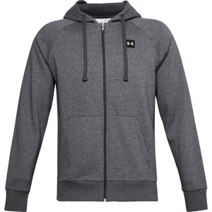 Pánska mikina Under Armour Rival Fleece FZ Hoodie  - S