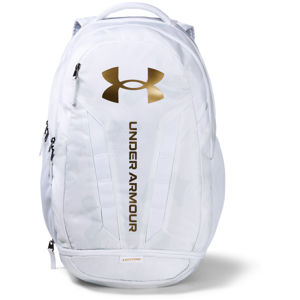 Batoh Under Armour Hustle 5.0 Backpack White - OSFA