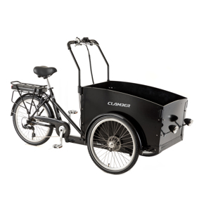 """Nákladný elektrobicykel Clamber Carbat 24"""" - Záruka 10 rokov + Montáž zadarmo"""