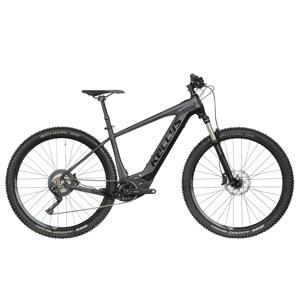 """Horský elektrobicykel KELLYS TYGON 50 27,5"""" - model 2019 Black - M (16,5"""") - Záruka 10 rokov"""