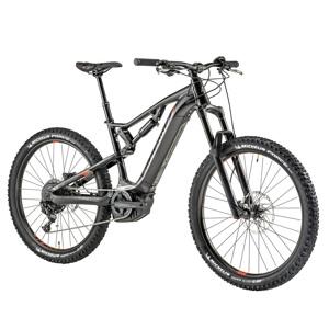 """Celoodpružený elektrobicykel Lapierre Overvolt AM 400i Yamaha 27,5"""" - model 2019 XL (19,5"""") - Záruka 10 rokov"""