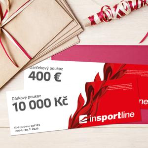 Darčekový kupón - 400 € pre nákup na eshope