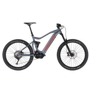 "Celoodpružený elektrobicykel Kellys Theos i70 27,5"" - model 2020 M (16,5"") - Záruka 10 rokov"